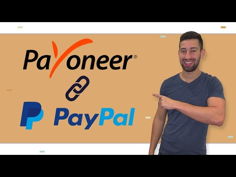 How To Link Payoneer's Account To PayPal's Account? (Must Do For Any Dropshipper)