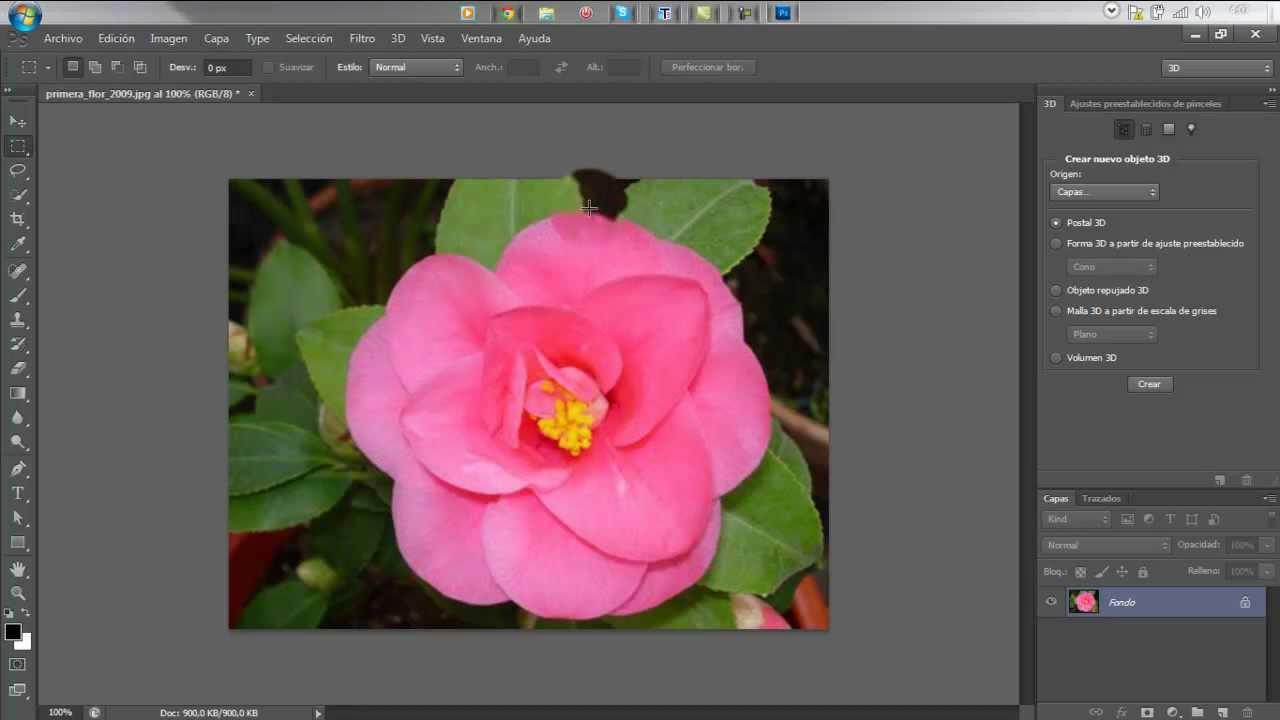 Reducir tamano imagen sin perder calidad photoshop cs6