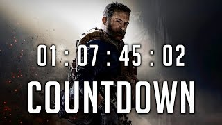 CoD: Modern Warfare 2019 Release Date Countown (Countdown for PC only)