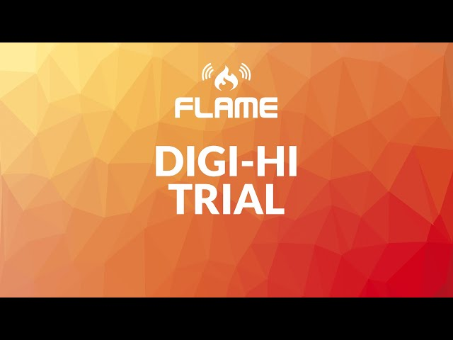 DIGI-HI - Digital Companion for Localised Interactions - FLAME Trial