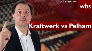 Kraftwerk vs Moses Pelham - 20 Jahre Streit um 2 Sekunden Musik | Rechtsanwalt Christian Solmecke