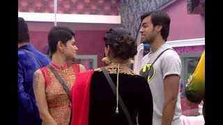 Aarav and Oviya Meets Each Other today in Big Boss |Bigg boss 30/09/17 part 3