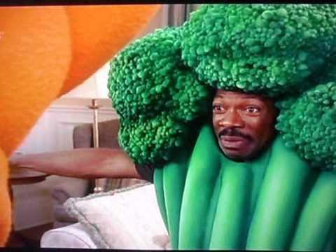 Zanahoria vs Brocoli (daddy day care)