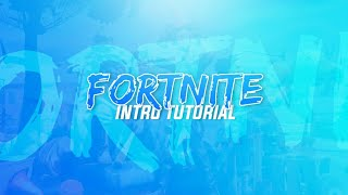 Fortnite Gaming Intro Tutorial - Pixellab & Kinemaster Tutorial
