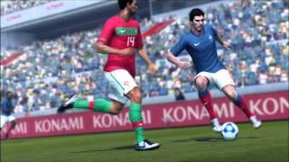 Pro Evolution Soccer 2012 - TRAILER OFFICIAL