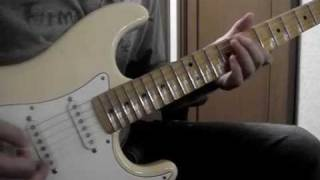 Damnation Game (cover) / Yngwie Malmsteen