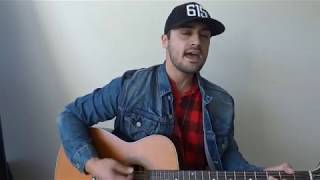 Drunk Girl - Chris Janson Mitchell Louis Cover Video