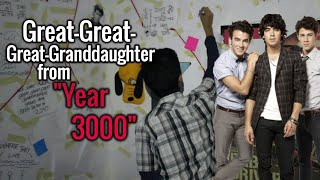 """Great-Great-Great-Granddaughter from """"Year 3000"""""""