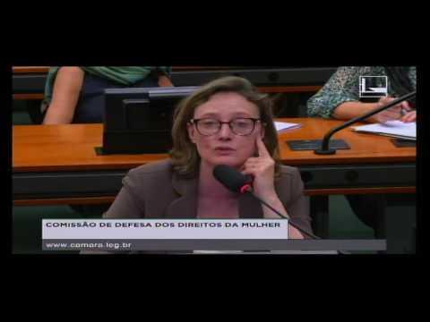DEFESA DOS DIREITOS DA MULHER - Reunião Deliberativa - 01/06/2016 - 15:03