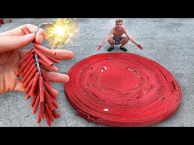 150,000 FIRECRACKERS vs. TFUE