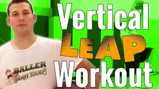 Vertical leap workout: 3 exercises to increase vertical leap