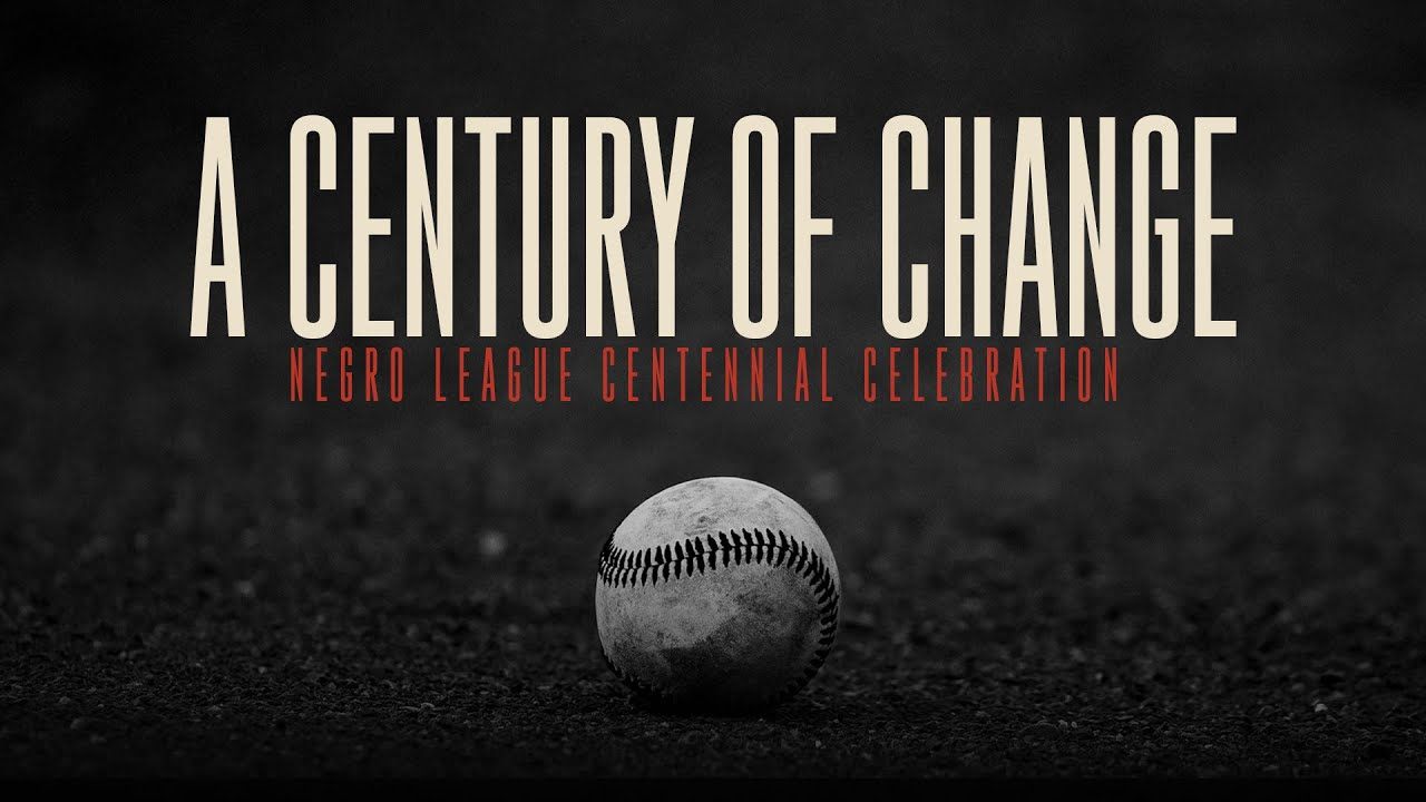 100 YEARS of the Negro National League | A Century of Change #NegroLeauges #Baseball