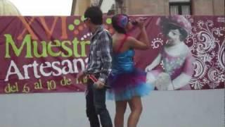 """Pintando El Amor """"Beto Jorge y Daniela"""" - Chicomcel 2mil11"""
