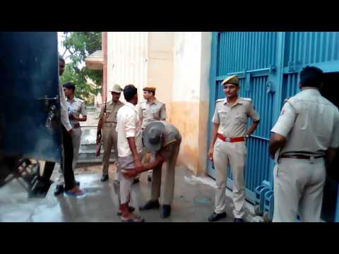central jail security strong in bikaner