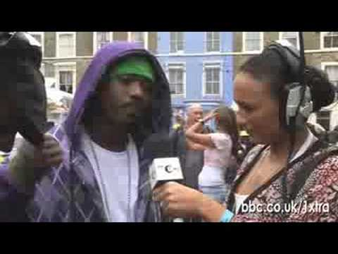 1Xtra: Ray J, Notting Hill Carnival interview 2008