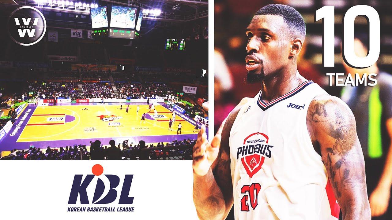 Korean Basketball League | Rules ng Liga | 10 Teams Lang?