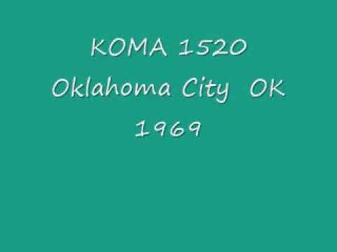 KOMA 1520  Oklahoma City OK  Dec 27 1969  Pt 1