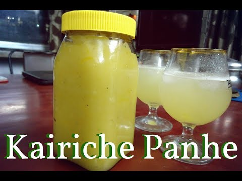 How to prepare & store Kairi pulp for Panha / कैरी चे पन्हं / Kairiche Panhe / no preservatives