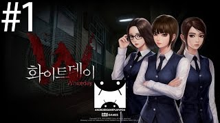 White Day Android GamePlay #1 (1080p) (By ROIGAMES)