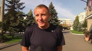 Евгений Фетисов. U-17. Горняк-Спорт - Лидер (Днепр) - 2:2