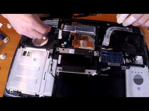 Alienware 17 r1 r5 GPU gtx980m Upgrade Tutorial guide