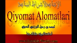 Download Video Qiyomat Alomatlari Haqida 36-DARS | Киёмат Аломатлари Хакида 36-Дарс (Domla Muhammad) MP3 3GP MP4