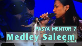 Gambar cover PASYA MEDLEY SALEEM WITH LYRICS