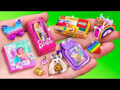 11 Miniature Dolls For LOL OMG