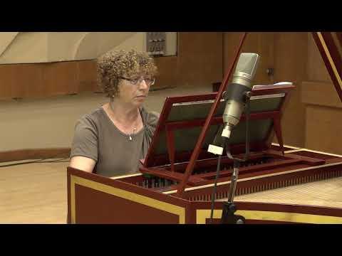 D. Scarlatti, Sonata in C major K 132 - Marina Minkin, harpsichord