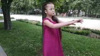 Арина Романчикова - Девочки-киргизки @ Голос Улугнорского района и Узбекистана 2019
