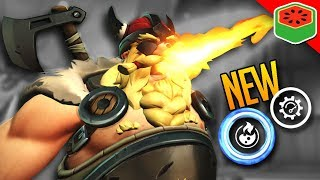 Torbjorn's NEW Ultimate & Rework! | Overwatch