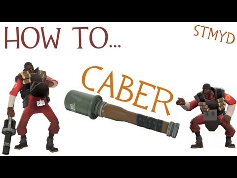 TF2: How to Caber
