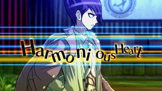 "Dangan Salmon Team - Kaito Momota ""Harmonious Heart"" Event [Danganronpa V3]"
