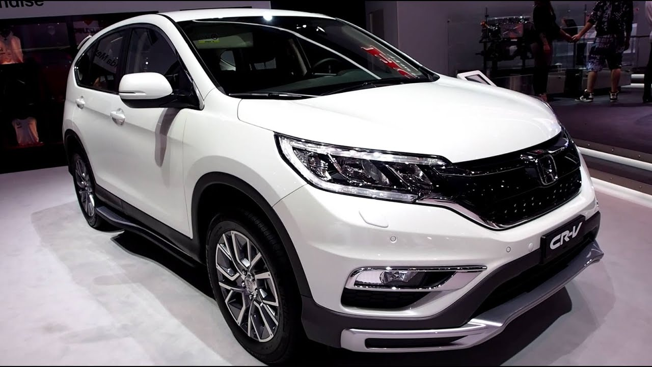 2017 Honda Cr V 4wd 2 0i Lifestyle Exterior And Interior Walkaround You