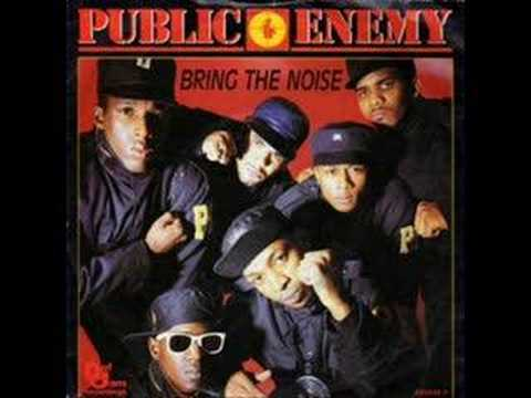 Bring the noise Public Enemy original version
