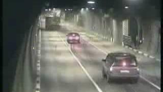 Tunel de la Muerte - Accidentes de Transito