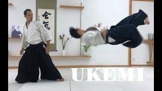 Workin on Ukemi - Basic & Advanced Aikido Ukemi