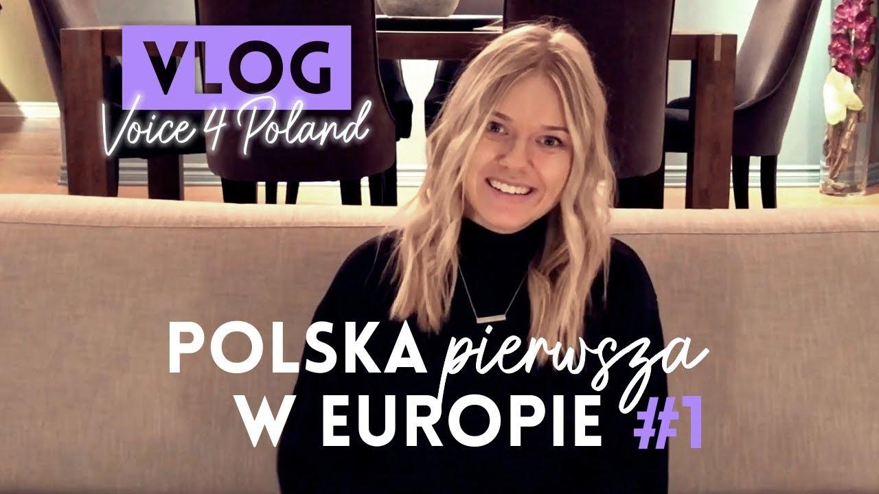 Polska: największy wzrost popularności aplikacji BIBLIA w Europie! Voice4Poland #1 VLOG