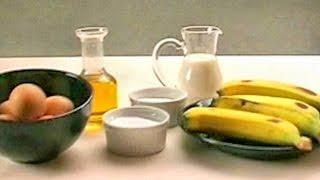 Заварной крем с бананом.