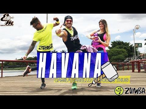 Havana - (Versión Zumba) - Camila Cabello Ft. Young Thug - Choreography Equipe Marreta