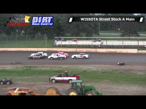 North Central Speedway 7 12 14 WISSOTA Street Stock Races