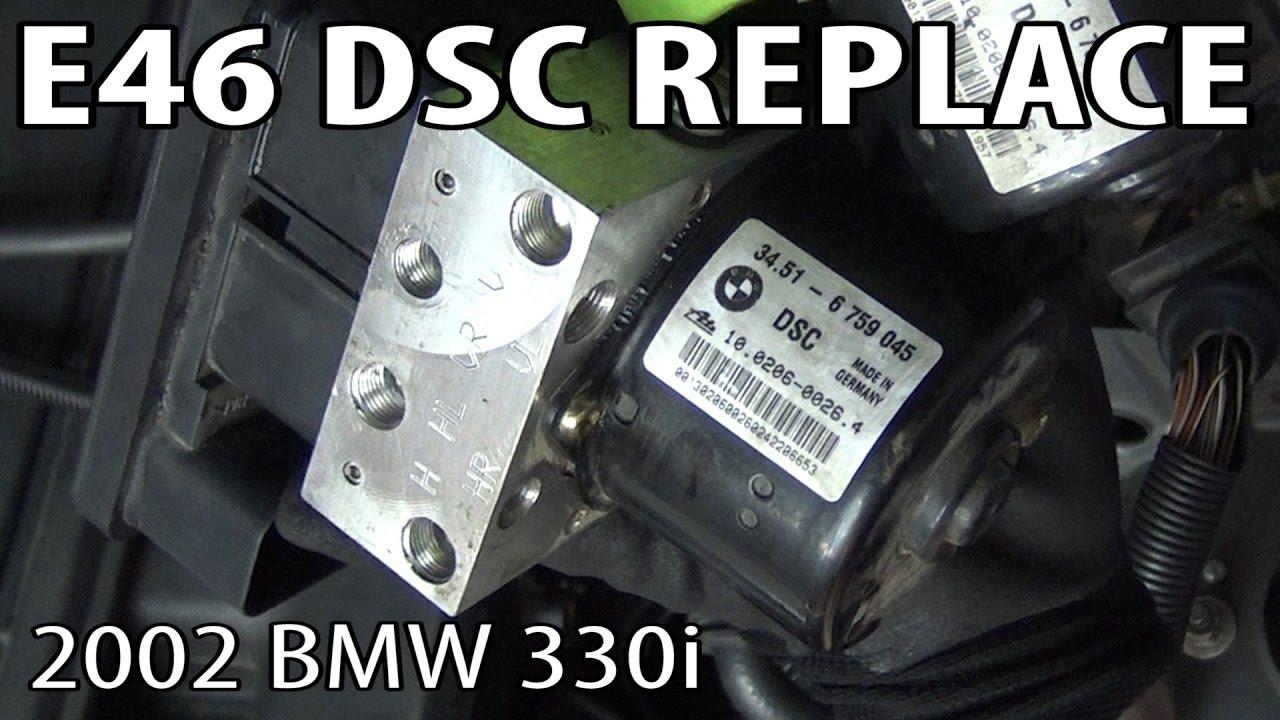 bmw e46 dsc dynamic stability control unit replacement coding youtube [ 1280 x 720 Pixel ]