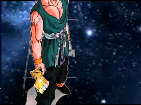 Gt Adult Goku (With I/G) vs Galactus