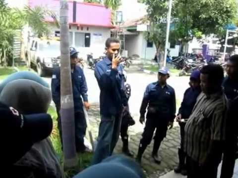 Flood Simulation at Kedungdowo village, Kudus, Central Java, Indonesia.wmv