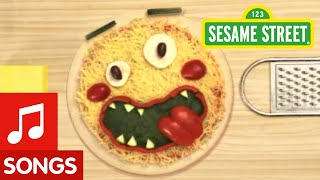 Sesame Street: Let's Make A Pizza