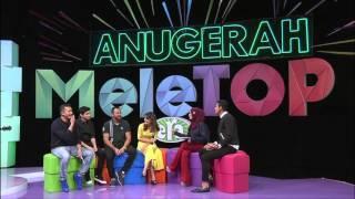MeleTOP - Aaron, Mark, Sharnaaz & Amyra Tak Sabar Untuk #AME2016! Ep173 [23.2.2016]