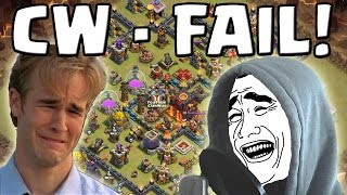 [facecam] CLAN KRIEG - FAIL! || CLASH OF CLANS || Let's Play COC [Deutsch/German HD iOS Android PC]