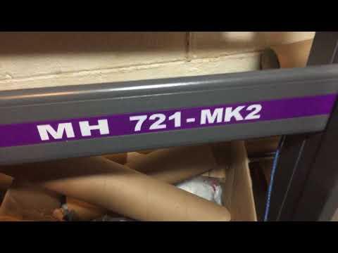 US Cutter 721-MK2 vinyl not straight