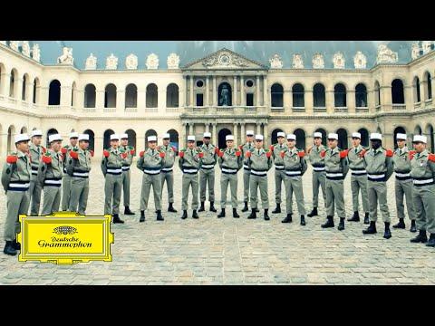 The Choir of the French Foreign Legion - Sous le ciel de Paris