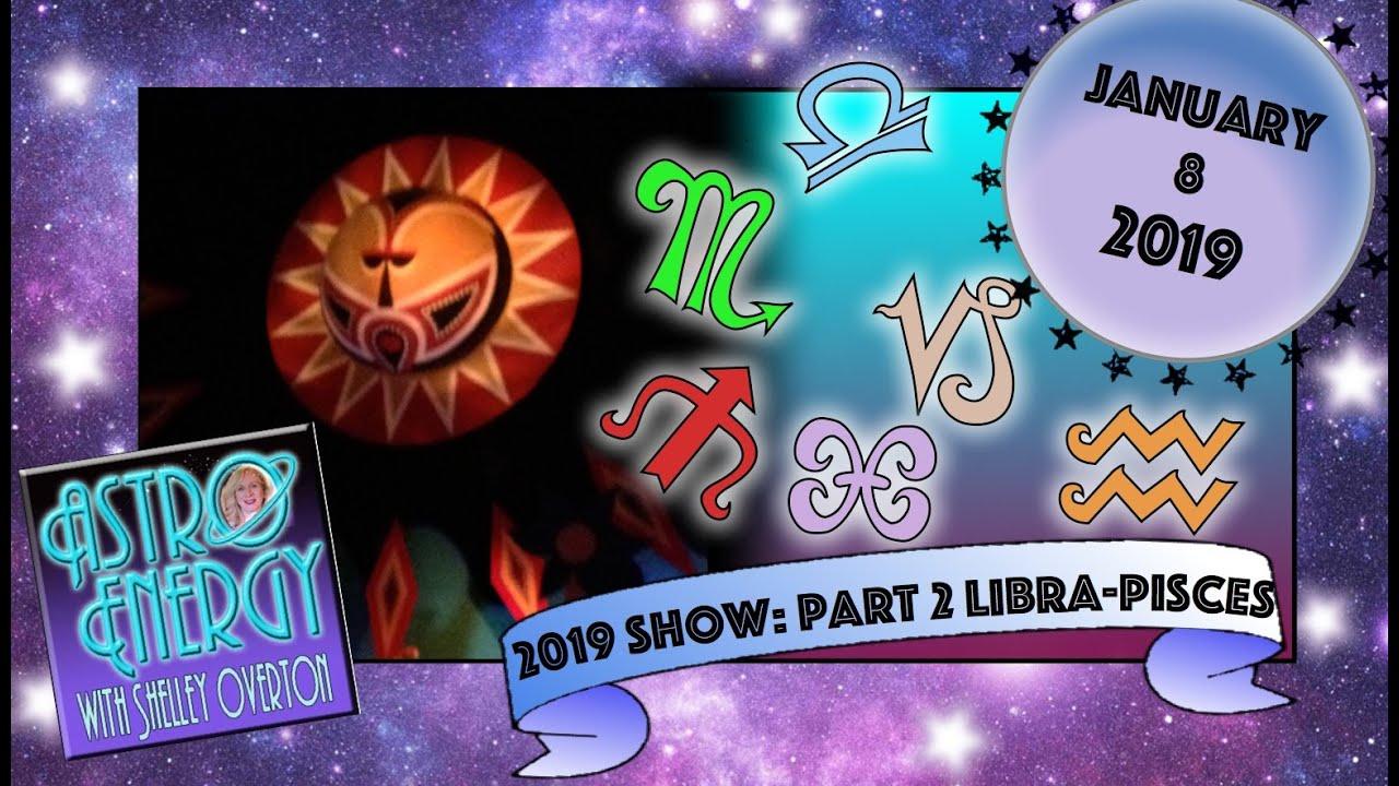 libra astrology january 8